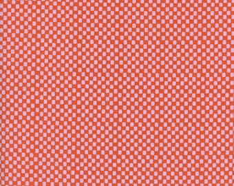 Checkers Pink - Amalfi- Anna Bond Rifle Paper Co - Cotton + Steel - AB8049-002