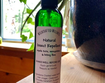 Natural Insect Repellent | Bug Spray | DEET free | Safe for kids