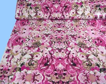 1 rapport... Beautiful jersey with Roses (492881)