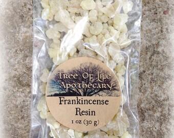 Frankincense Resin 30 g. (1 oz.) bag