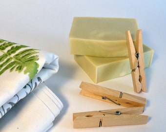 Organic soap Laundry soap delicate garments handmade soaps homemade soap hand washing baby clothes