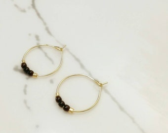minimalist earrings