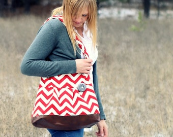 CONCEALED CARRY PURSE, Diaper Bag Style, Conceal Carry Handbag, Concealed Carry Purse, Conceal
