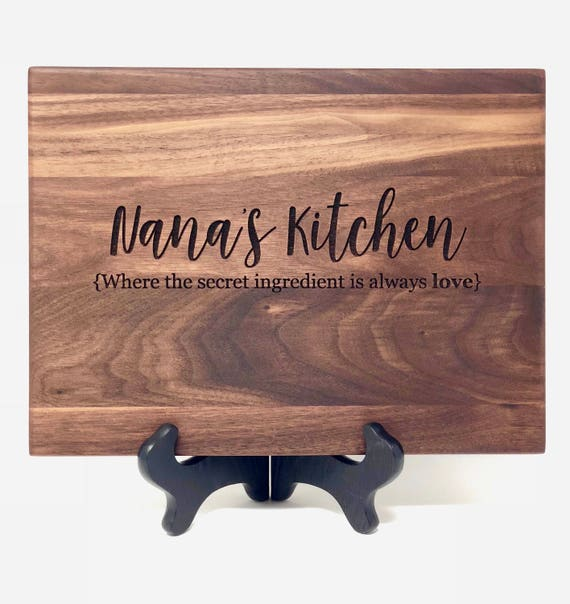 Nana\'s Kitchen Gift for Nana Secret Ingredient Love