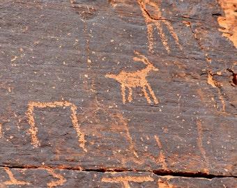 Petroglyph Rock Art