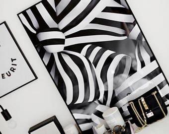 Chic Feminine Art Print | Modern Abstract Print | Chic Minimalist Art Print | Modern Monochrome Art Print | Chic Stylish monochrome print