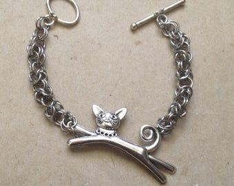 Cat Bracelet -  Gallop Volant Cat