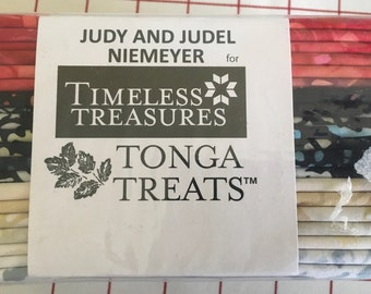 Tonga Treats Timeless Treasures 6 Pack By Judy And Judel Niemeyer Rose