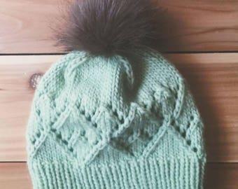 The Rita Hat- knitting Pattern