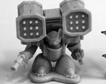 Reaper Miniatures - Space Mousling Heavy - 80085