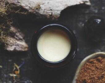 Fire Elemental Balm || Herbal Infused || Meditation || Yoga || Sandalwood || Black Pepper || Clove || Vegan
