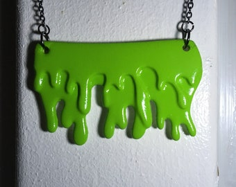 Slime Necklace
