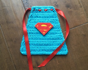 Baby super hero cape, newborn superman, newborn superhero,superhero photoprop, superman cape