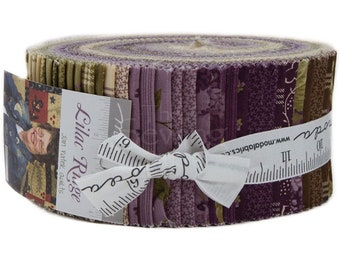 Lilac Ridge Jelly roll