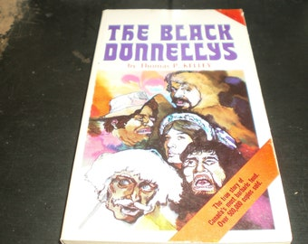 The Black Donnellys by Thomas P. Kelley paperback