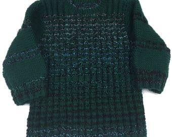 Boy 3 knit sweater