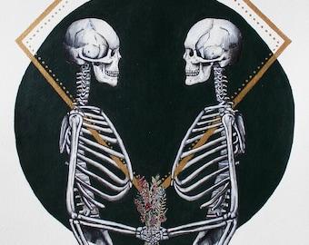 Skeletons - PRINT