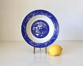 Blue Willow Bowl by Royal China Sebring Ohio