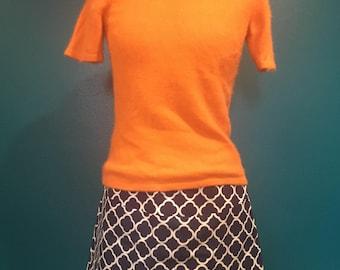 Short A Line Skirt, A Line Skirt, Summer Skirt, Office Skirt,