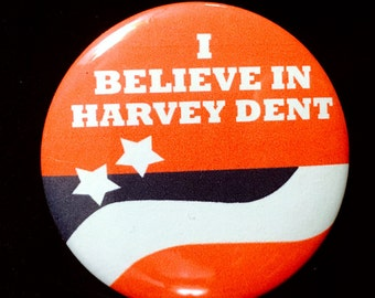 Batman The Dark Knight I Believe in Harvey Dent Pinback Button