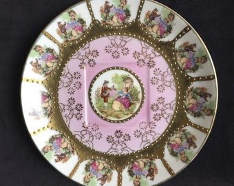 Vintage Arnari Creation Plate