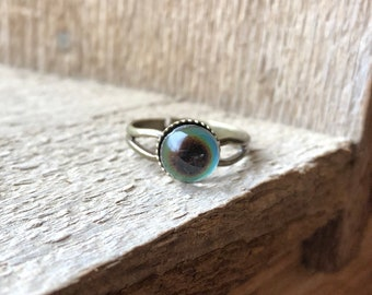 Mood ring, moodring, color changing, ring, adjustable, gift, present, jewelry, birthday gift, valentines gift, friendship gift, nostalgic