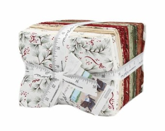 Once Upon a Memory by Holly Taylor for Moda Fat Quarter Bundle 33 FQ with Full Panel