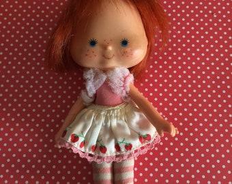 Strawberry Shortcake Vintage Doll 1979