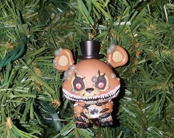 Five Nights at Freddy's Christmas Ornament Twisted Ones Freddy FNAF