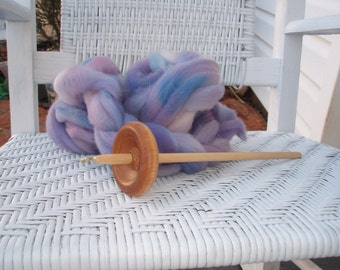Simple, Lovely, Top-Whorl Drop Spindle - SWEET LU - made by Heavenly Handspinning