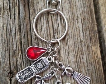 The Bold Type inspired keychain