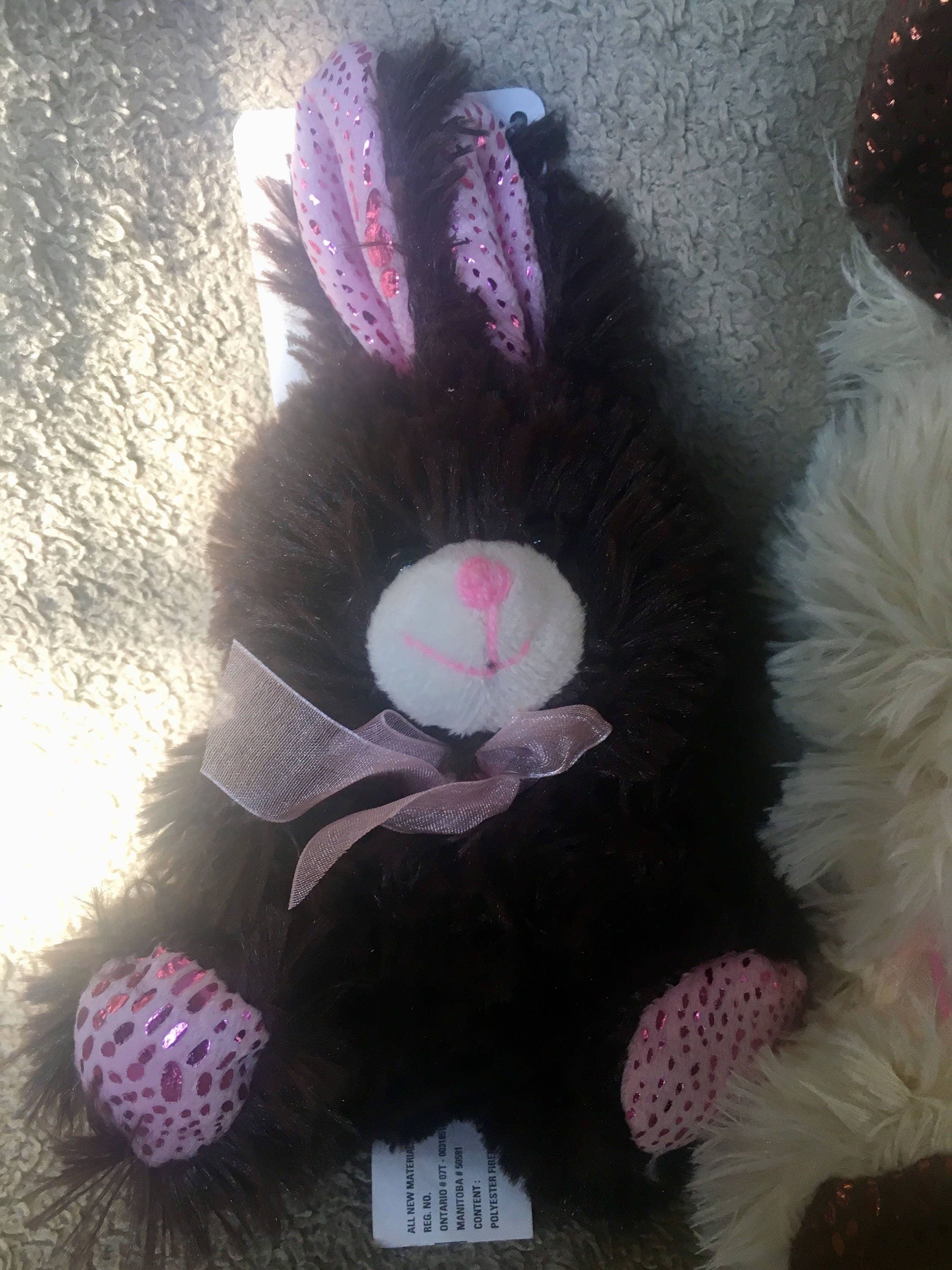 Custom chocolate scented plush easter bunny baby gift personalized gallery photo gallery photo gallery photo gallery photo negle Choice Image