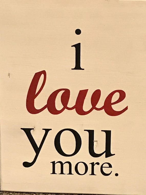 Wonderful Love You More Wall Art Gallery - Wall Art Design ...