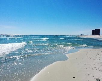Pensacola beach print