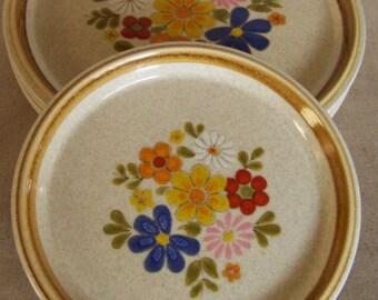 Vintage 1970 Dishes