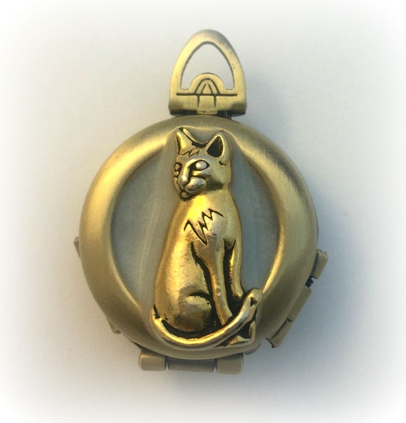 jewelry quartz antique lockets eye cat s pendant cats egg russian