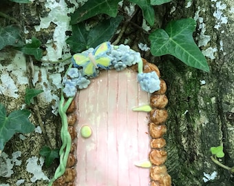Fairy Door Butterfly Cottage