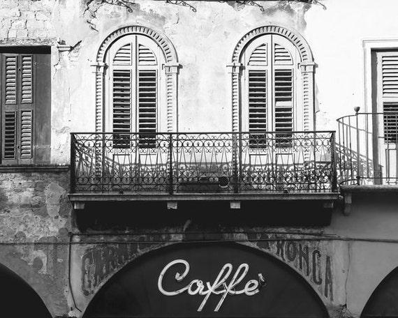 Italy photography italy print horizontal art coffee shop
