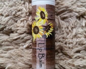 Handmade Organic Natural Lip Balm/Chapstick