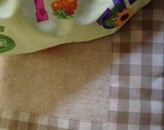 Baby Blanket Monogrammed - Personalised Baby Blanket - Nursery Gift - New Born Gift - Australian Seller