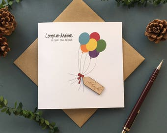 Congratualtions on your new arrival, New Baby Card