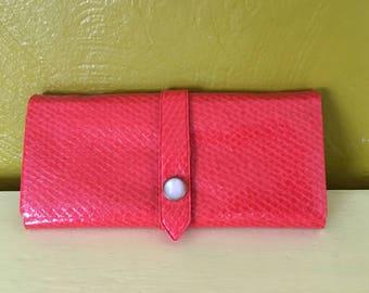 Vintage Travel Wallet -Jewlery Case