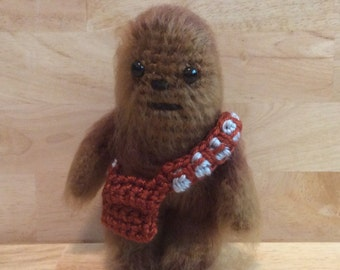 Crochet Star Wars Chewbacca