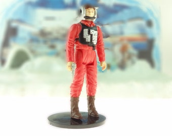 B-Wing Pilot Vintage Star Wars Action Figure