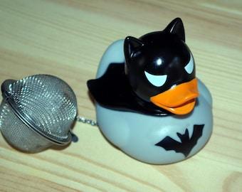 batman duck tea ball