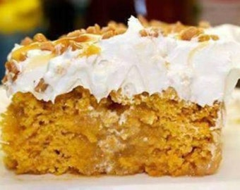 Free****  Pumpkin/Heath Cake Recipe****