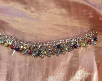 Friends (TV Show) Charm Bracelet