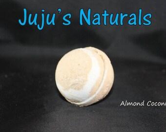 Almond Coconut - Bath Bomb