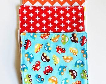 Honk Burp Cloths, Baby Burp Cloth Set, Baby Boy Burp Cloths, Baby Shower Gift, Cotton Burp Cloth, Baby Boy Gift