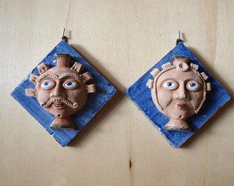 Ceramic tiles cm. 10 x 10